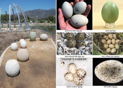 Malibu Lagoon egg seats