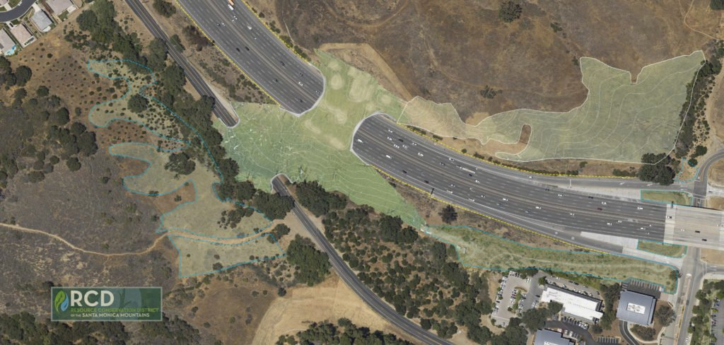 The Wildlife Overpass at Liberty Canyon: RCD Completes Schematic Design and Design Development Phases