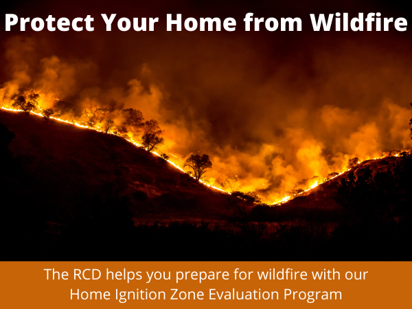 Protect Your Home, Landscape and Community From Wildfire